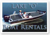 lake okeechobee boat rentals, the finest rental boat on Lake Okeechobee.