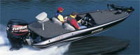 stratos 200 XL Bass Boat