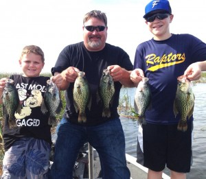 Lake Okeechobee Fishing