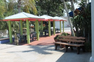 Roland & Mary Ann Marina - The Galley Restaurant Patio