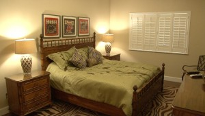 Beautifully appointed rooms in each of our Condo Rentals